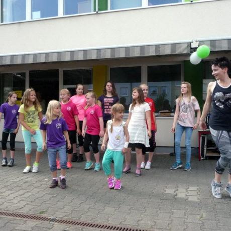"""Wohngebietsfest der AWO Einrichtung """"Horthaus"""""""