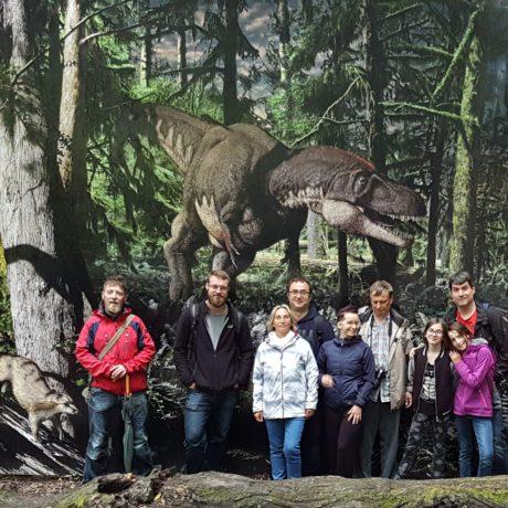 Mitgliederausflug in den Dinosaurierpark Kleinwelka