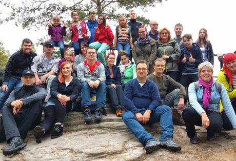 Mitgliederausflug in die sächsische Schweiz
