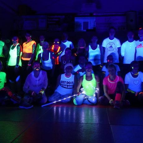 Neon Kurs Marathon 2018