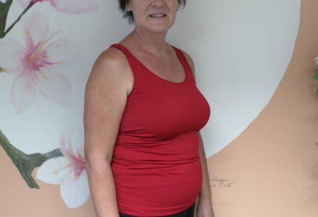 Erfolgsgeschichte von unserer myline Teilnehmerin Anke